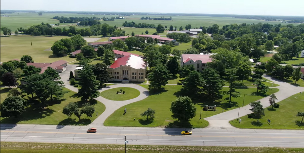 Howe aerial footage