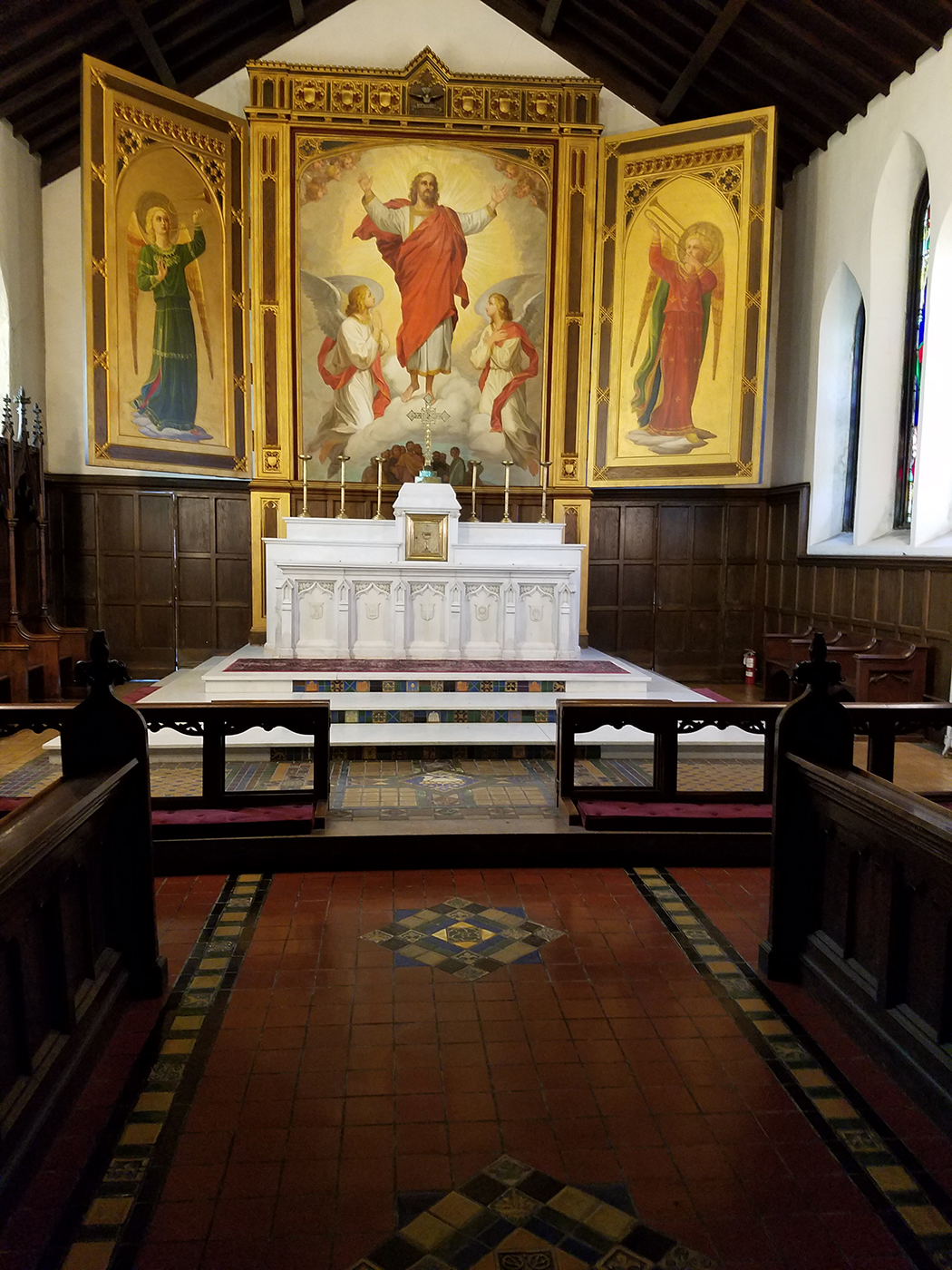 St. James Altar and Triptych