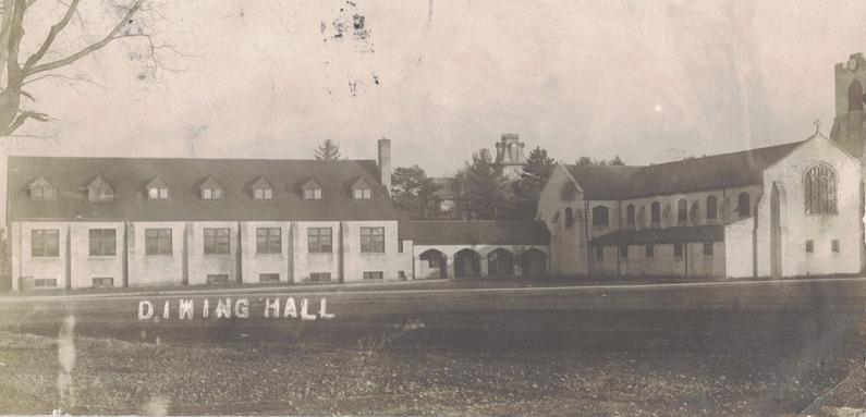 dining hall 1910