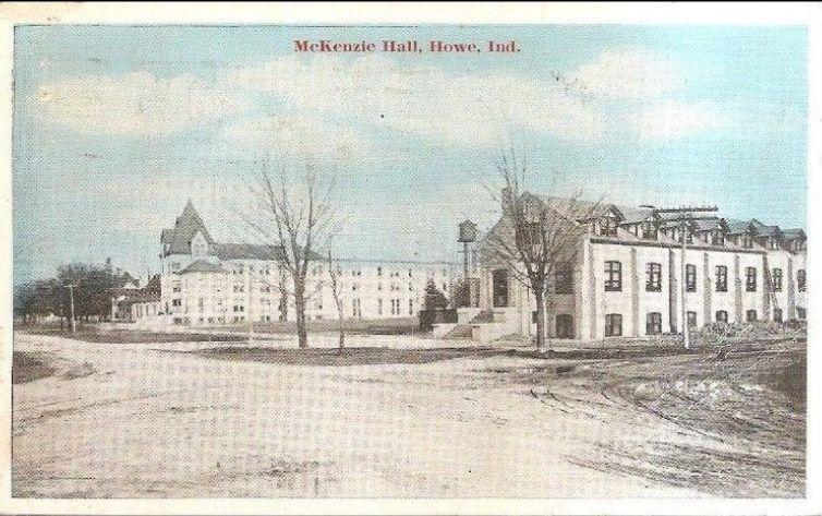 Mckenzie Hall